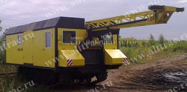 Буровая установка УСБ-5ТМ