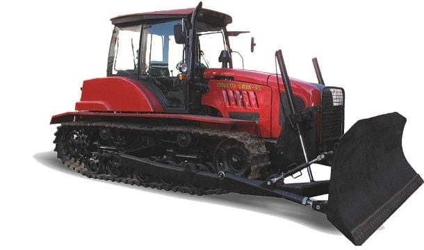 Гусеничный трактор BELARUS-1502