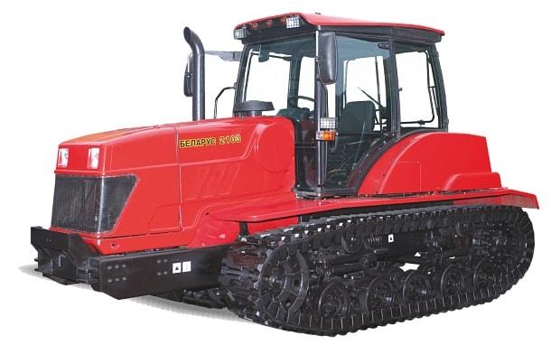 Гусеничный трактор BELARUS-2103
