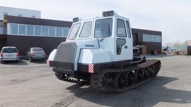 Лесохозяйственный трактор ТЛ-5АЛМ