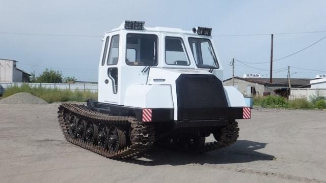 Трактор лесохозяйственный ТЛ-5АЛМ