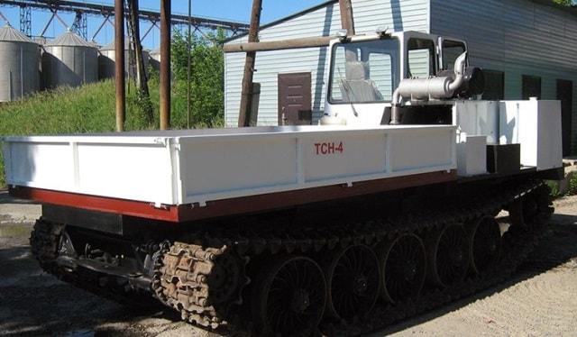 Продажа гусеничного  трактора ТСН-4