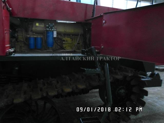 Гусеничный самосвал на шасси ТТ-4М