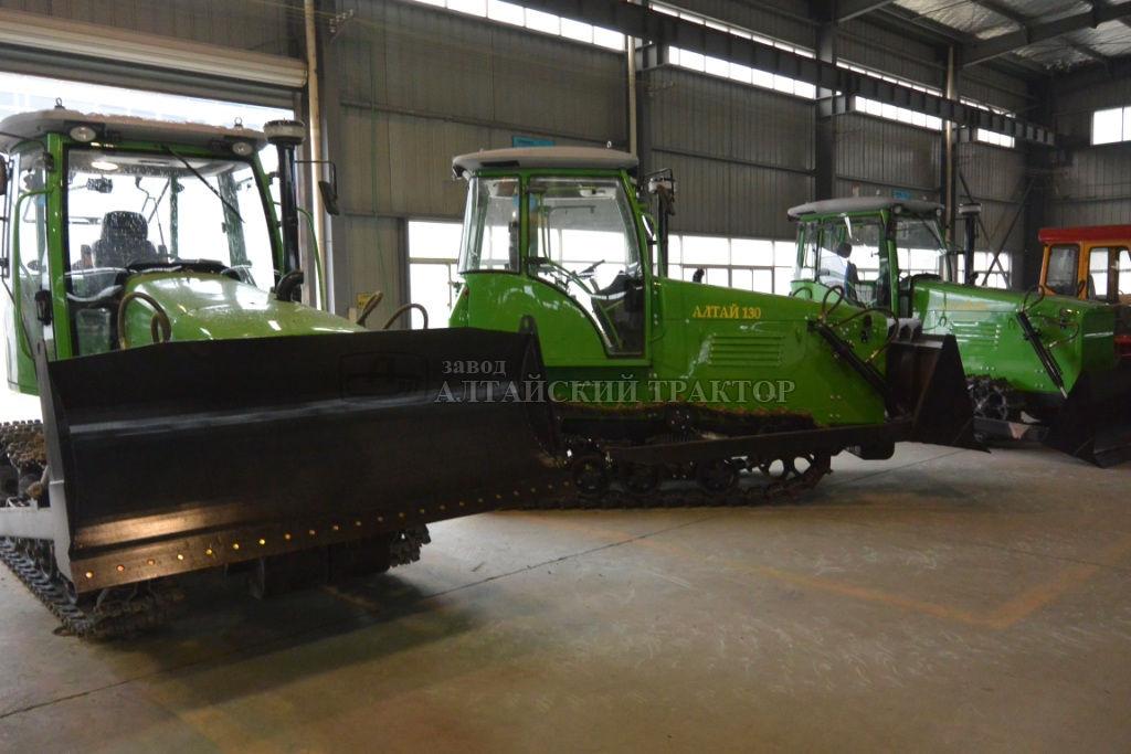 Продажа гусеничного трактора a-130