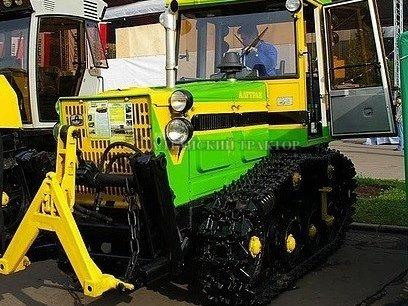 Купить гусеничный трактор Т-402А