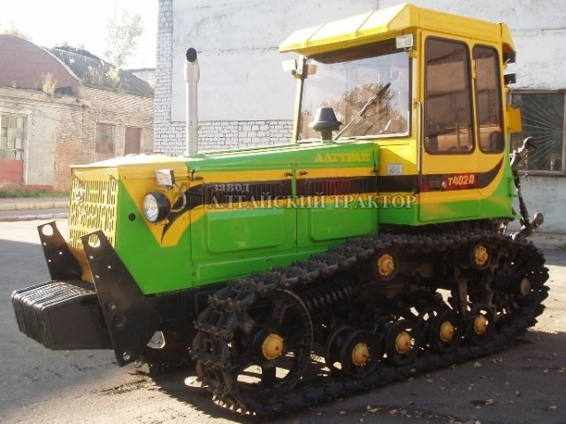 Продажа гусеничных тракторов Т-402А