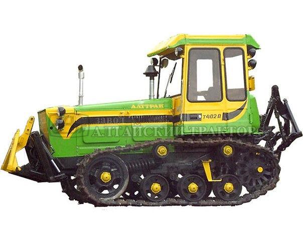 Гусеничного трактора Т-402a