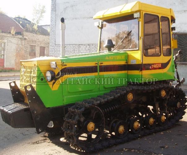 Продажа трактора Т-402a