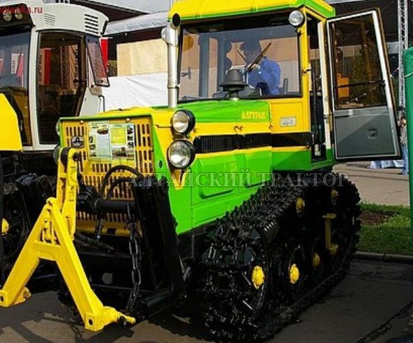 Купить гусеничный трактор Т-402a