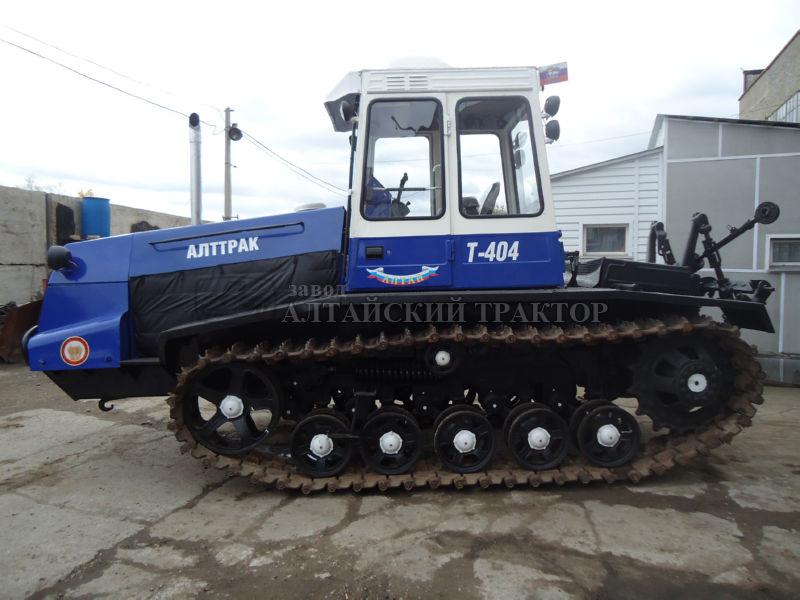 Гусеничного трактора Т-404