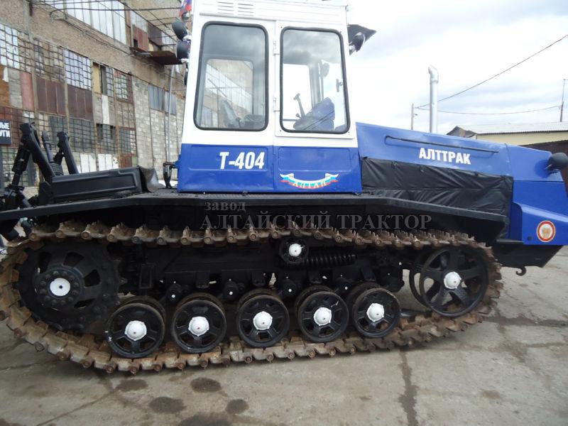 Продажа гусеничного трактора Т-404