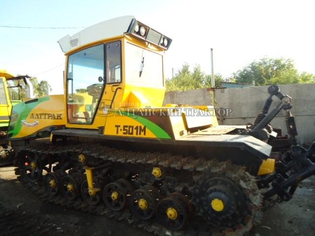Продажа гусеничного трактора Т-501