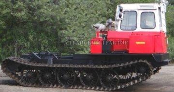 Трелевочный трактор ТТ-4М