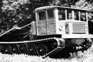 История трактора ТДТ-60