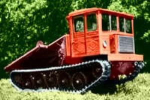 История трактора ВТМ 4