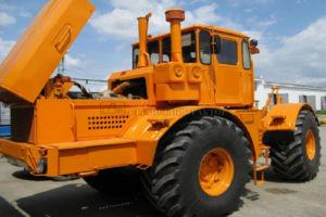 История трактора Кировец