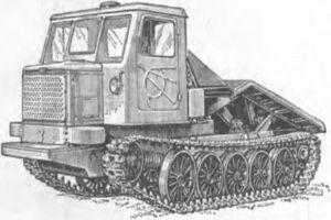 История трактора ТТ-4