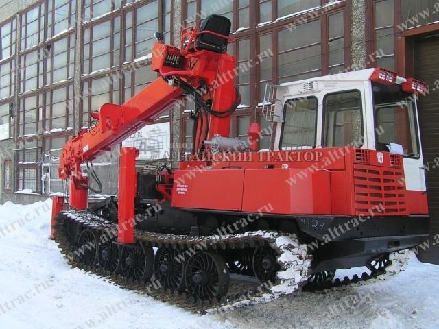Бурильно-крановая машина BUER LS 2656-001