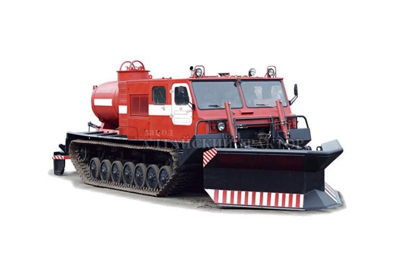 МТЛБ пожарная