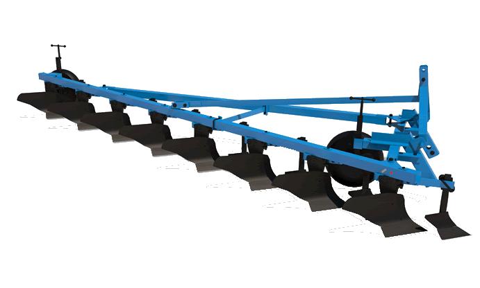 Плуг навесной ПЛН 8-35