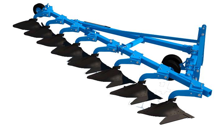 Плуг навесной ПНГ-8-50К