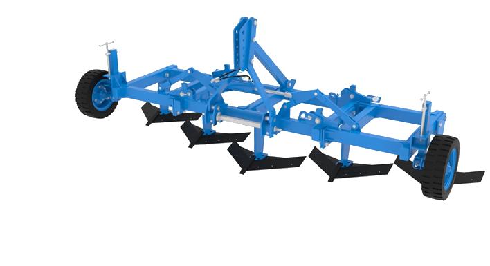 Плуг навесной ПГ-5
