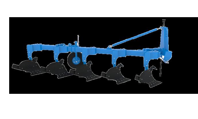 Плуг навесной ПЛНР-(4+1)×40