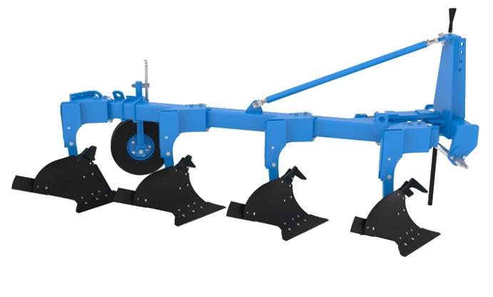 Плуг навесной ПЛНР-4×40